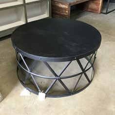 Round Outdoor Coffee Table Tables Pinterest And Rounding