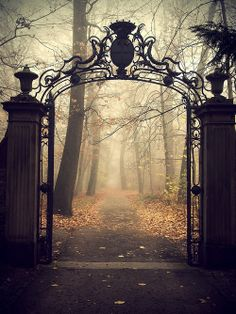 besttravelphotos ♔ castle gate karlsrhue, germany on fall (collection voyage porte ancienne antique château en automne)