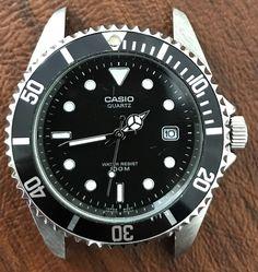 Casio MTD-1010 Submariner Diver
