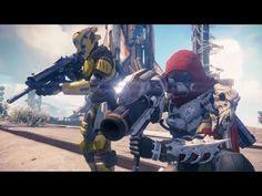 Official Destiny E3 Gameplay Trailer - YouTube