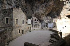 The Sumela Monastery, Trabzon, Turkey