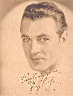 Mr. Gary Cooper