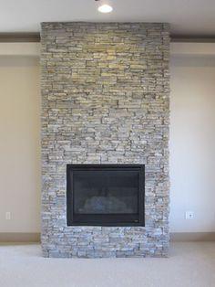 Coronado Stacked Stone  fireplaces