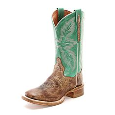 Dan Post Tan Cowgirl Boots #CowboyCupidBeMine