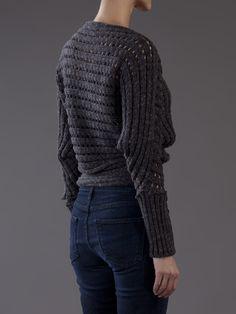 Vivienne Westwood Anglomania Opium Tie Cardigan - Anastasia Boutique - farfetch.com