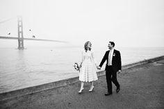 Stunning SF Wedding portrait — Leo Patrone Photography