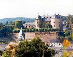 Schloss Gemünden - Hunsrück-Nahe-Reise