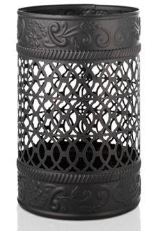 Metal Cutout Moroccan Design Shade  Product #[4007546]    Metal Cutout Moroccan Design $18.00  http://zebracandlesprinkles.com