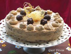 .: Tort Coffe-Caramel Creme Caramel, My Recipes, Nutella, Deserts, Coffee, Food, Pie, Kaffee, Creme Brulee