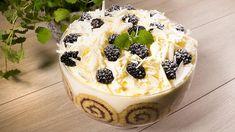 Eveline Wild, Cheesecake, Food And Drink, Pudding, Desserts, Charlotte, Pie, Marmalade, Bakken