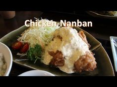 Chicken Nanban!  https://www.youtube.com/watch?v=GvekEH-e7HU&list=UUJ_Mh4umrJkgstJL0FebHrg