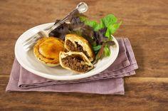 Tortinha de carne agridoce | Panelinha - Receitas que funcionam