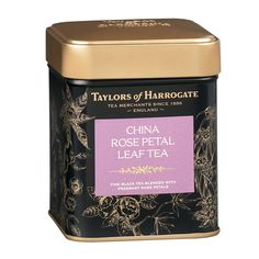 Taylors of Harrogate Special Rare Ceylon Tea is a fine pekoe tea from Kirkoswald in Dimbula. High altitude, rich soil and cool climate produce a golden tea with citrus tones. Shop Taylors of Harrogate rare teas with Brands of Britain today! Best Earl Grey Tea, Golden Tea, Lapsang Souchong, China Rose, Tea Tins, Tea Canisters, Design Poster, Tea Caddy, Christmas Tea