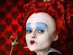 helena bonham-carter red queen