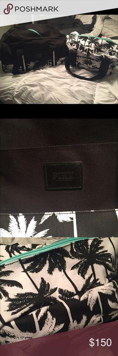 Victoria Secret Travel Set VS Travel Set Victoria's Secret Bags Travel Bags
