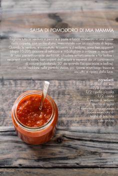 """Tomato sauce recipe by VANIGLIA - storie di cucina: La passata di pomodoro e le mie """"fisse"""" di fine estate..."""