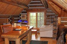 Cottage - Chipmunk Writer's Loft, Triple Creek Ranch, in Montana.