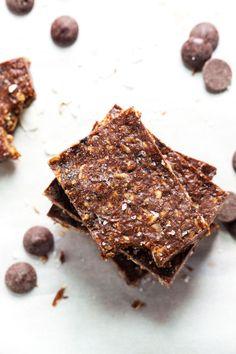 Healthy Sea Salt Dark Chocolate Bars
