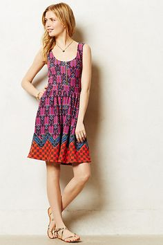 Amapola Dress #anthropologie #anthrofave