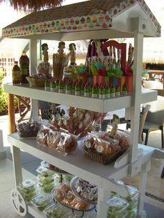 1000 images about carreta de dulces on pinterest sweet carts tamarindo and mesas - Ideas para decorar mesas de chuches ...