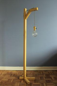 fabriquer une table de chevet scandinave meubles. Black Bedroom Furniture Sets. Home Design Ideas