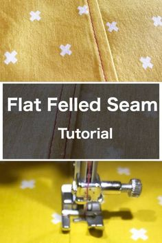 If you love sewing, then chances are you have a few fabric scraps left over. You aren't going to always have the perfect amount of fabric for a project, after all. If you've often wondered what to do with all those loose fabric scraps, we've … Sewing Hacks, Sewing Tutorials, Sewing Tips, Tutorial Sewing, Sewing Ideas, Sewing Crafts, Sewing Designs, Beauty Tutorials, Flat Felled Seam