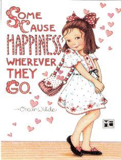 Reminds me of my girls. Quote Oscar Wilde, Artwork by Mary Engelbreit Mary Engelbreit, Jessie Willcox Smith, Betty Boo, Art Magique, Creation Photo, Oscar Wilde, In Kindergarten, Childrens Books, Love Her
