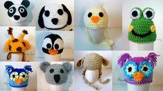Não pode faltar no seu estúdio <br>Touca em lã 100% acrílica. <br> <br>Contém: <br>1 panda, 1 dalmata, 1 pintinho, 1 sapinho, 1 girafinha, 1 pinguim, 1coruja menino, 1 coruja menina, 1 coala, 1carneirinho. <br> <br> <br>TODAS AS PEÇAS DO KIT SÓ SÃO PRODUZIDAS NESTE TAMANHO <br>Tamanho B = 0,37cm