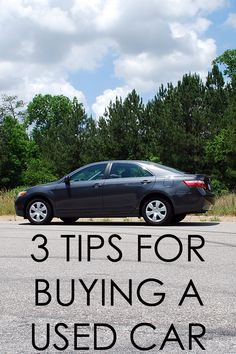 3 tips for buying a