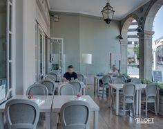CAFÉ ASTÓRIA- Projecto de Decoração, Interior / Exterior