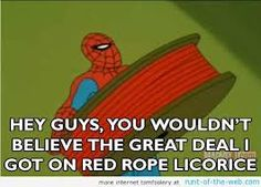 '60s Spider-man memes are the best. OMG this is so stupid but so funny wth is wrong with me