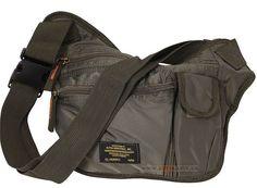 Сумка Nylon Courier Bag Alpha Industries (оливкова)  Наявність: під замовлення  Ціна: 22 $