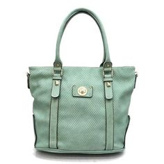 Classy Gosford Tote/Handbag - Green: Handbags: Amazon.com