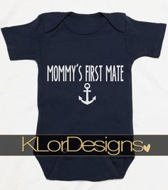 baby boy coming home outfit, Nautical baby outfit, newborn bodysuit - 3 Baby Boy Shower, Baby Shower Gifts, Baby Gifts, Baby Outfits, Boy Onesie, Onesies, Baby Boys, Anchor Baby Showers, Sailor Baby