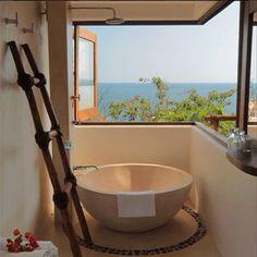 ZOA: El hotel oculto entre la playa y la montaña de Mazunte - Food & Pleasure Mexico Vacation, Mexico Travel, Honeymoon Cabin, Honeymoon Ideas, What To Pack, Outdoor Pool, Where To Go, Deco, Oaxaca