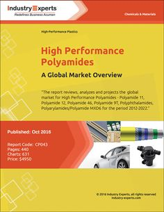 High Performance Polyamides – A Global Market Overview