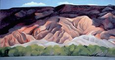georgia o'keeffe landscape paintings - Yahoo Image Search Results