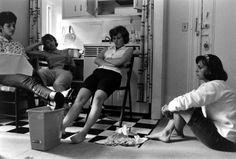 U.S. Radio City. Hard Knocks, High Kicks, 1964 // LIFE With the Rockettes, NYC, 1964