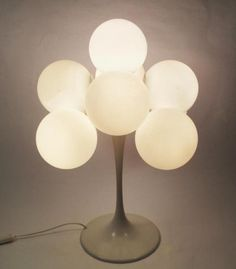Fabulous max bill lampe h he cm lampenfuss ist berieben gestell hat leichte roststellen