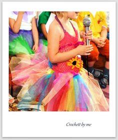 summer fairy tutu