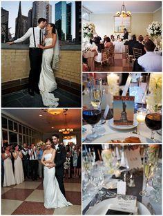Amanda Luke S Real Wedding In New York 3 West Club