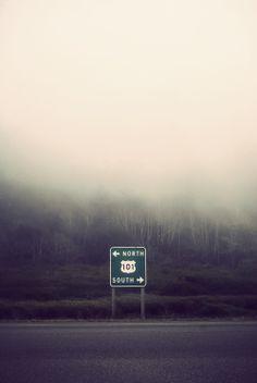 Sara Ferguson, Klamath, CA, Redwood Highway 101