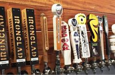 Image result for craft beer taps