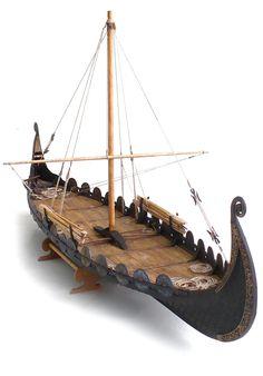 Oseberg Ship.