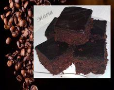 Kávové brownies, Koláče, recept | Naničmama.sk