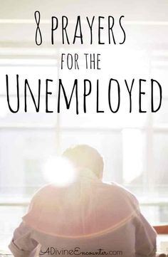 Prayer quotes:Job loss can be devastating, and prolonged unemployment brings increased stress. Here are 8 prayers for the unemployed, from the pages of the Bible. Praying For A Job, Praying For Someone, Prayer Closet, Prayer Room, Prayer Wall, Prayer For Work, Prayers For My Husband, Faith Prayer, Jesus Faith