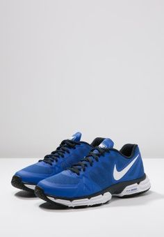Nike Performance DUAL FUSION TR 6 - Sportschoenen - game royal/white/dark obsidian/photo blue - Zalando.nl