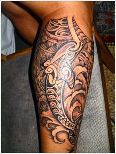 Superb Cool Dolphin tattoos..For more tattoo ideas and designs, visit www.tattooenigma.com
