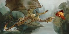 Heather Theurer Artwork: DRAGON/FANTASY art