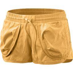 Adidas by Stella Mccartney STU ClimaLite Shorts Short Hose Orange Fitness Laufen
